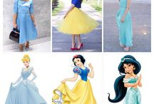modest Disney princess lookbook / Original Creator of the Modest Disney Princess Lookbook on Instagram! i challenged modest fashion bloggers to create their own spin on their favorite Disney Princess!