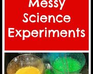 Science Fun for the Boys this Summer  / by Sharon Brannick