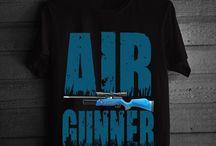 T Shirt / Air Gunner tshirt