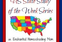 Education @ Home: 50 States / History & Geography lessons about the 50 States