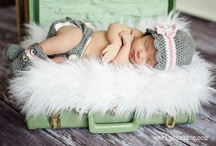 Photography- Infant poses / by Ashley Heide