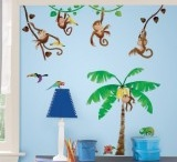 Monkey themed products / Products with a monkey theme for cheeky boys and girls including bags, lunch boxes, mirrors, towels and more.