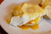 Breakfast Bonanza / Yumminess to break your overnight fast.