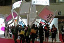 Stands de Turismo / Diseño y creación de stands de COOC Alternativa de Diseño para diversos clientes del mundo del turismo.