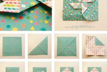 Manualidades postales