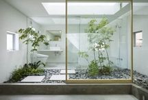 japanese courtyards