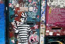 Street Art & Graffiti / Michelle Almeida
