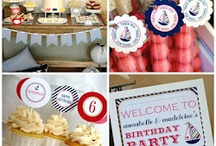 Birthday Parties!  / by Samantha Helms