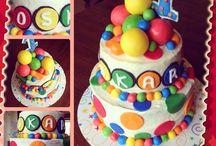 Emerson's 1st Birthday