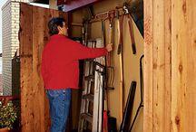 storage shed / by Eric Rau