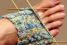 Hobbies / I love to knit socks