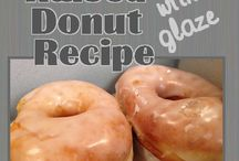 Recipe donut