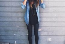 Inspiration woman & men / Outfits