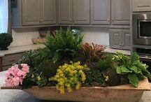 Green ROOMS / Floral Design and Landscape