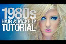 80's Fun / Fashion, hair & beauty
