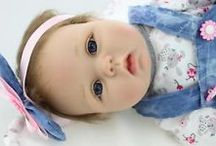 Adorable Reborn Babies / A reborn doll is a doll that is made to look like a real baby. These dolls are so lifelike that it is uncanny. Some of these dolls are so lifelike that they have even been rescued by police officers when people have reported them for being left unattended in parked vehicles.