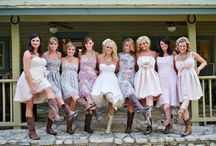 Wedding ideas - Vintage/Rustic / by Jen Rodriguez