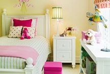 Декор комнаты для девушки