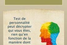 testé personnalité