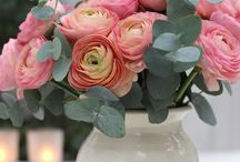Floral Accents and Centerpieces