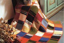 Cobertores Antigos /  Ancient Blankets
