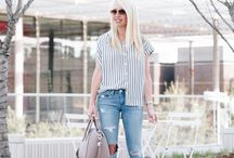 On TRF : Casual Looks