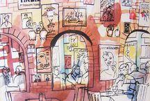 Urban Sketching Goodness