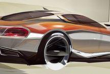 Automotive & Transport Design | Concept Art / by AutoConception