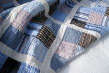 Quilt dress shirts