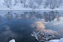 Inspiring landscape photography