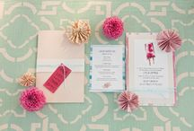 {Office Essentials} / Invitations. Stationary. Office Essentials.