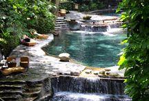 creek swimming hole