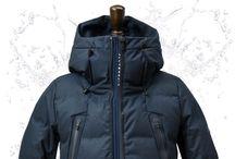冬 ジャケット