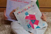 Libros para niños. Cuentos, emociones etc. / Nuestras lecturas, reseñas y recomendaciones. Libros para aprender y soñar.