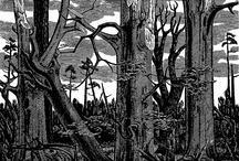 Linoryt i drzeworyt