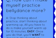 Dance tips