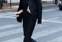 super black style