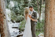 Wedding Dresses Perfect for a Mountain Wedding