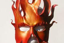 Masks / by Denis Orsinger