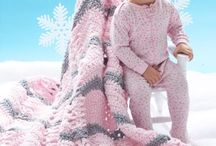 Crochet - Projects for Baby/Kids