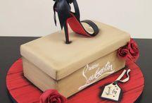 christian louboutin cakes