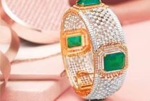 Real Diamond Bangle