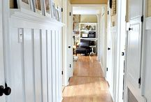 hallway / by MrsMajorHoff