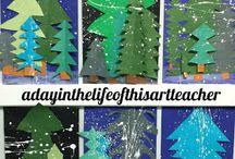Art with Mr. Chad: Kindergarten