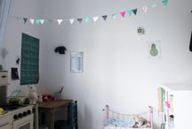 Ideas kids rooms via MaisonLapin.nl