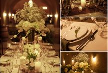 """Our Napa Wedding Styles """"Blanc de Blancs"""" / Choose your style from our website and we'll do the rest.  Tablescapes, floral, place settings from Blanc de Blancs'"""