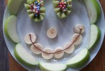 Fruit zelf gemaalt