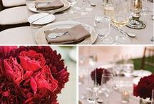 Claret Wedding Ideas