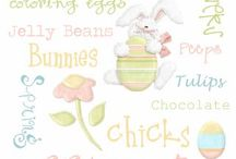 Easter / by Tiffany Bears