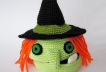 muñecos en crochet
